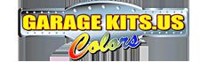 Garage Kits.US Colors