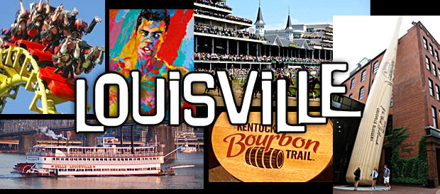 Louisville tourism header