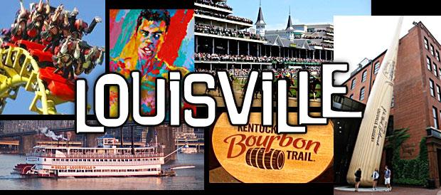 Louisville tourism header