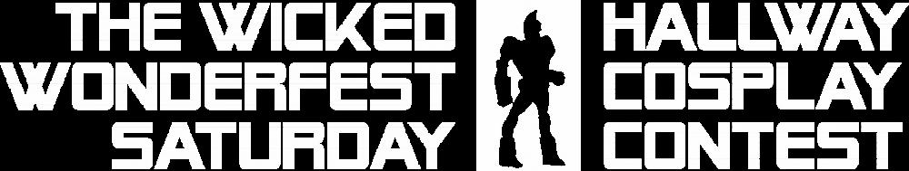 hallway cosplay contest logo