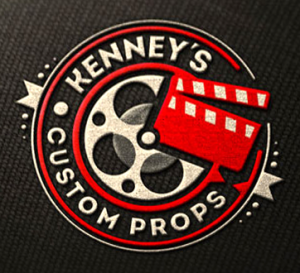 Kenney's Custom Props logo