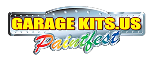 Garage Kits.US Paintfest logo
