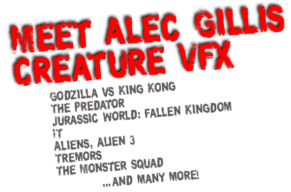 Meet Alec Gillis, credit list